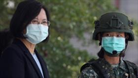 """China arremete contra Taiwán por su ataque """"venenoso"""" a la OMS"""