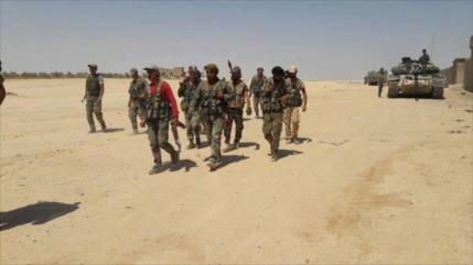 Ejército sirio repele ofensiva de Daesh en el centro del país