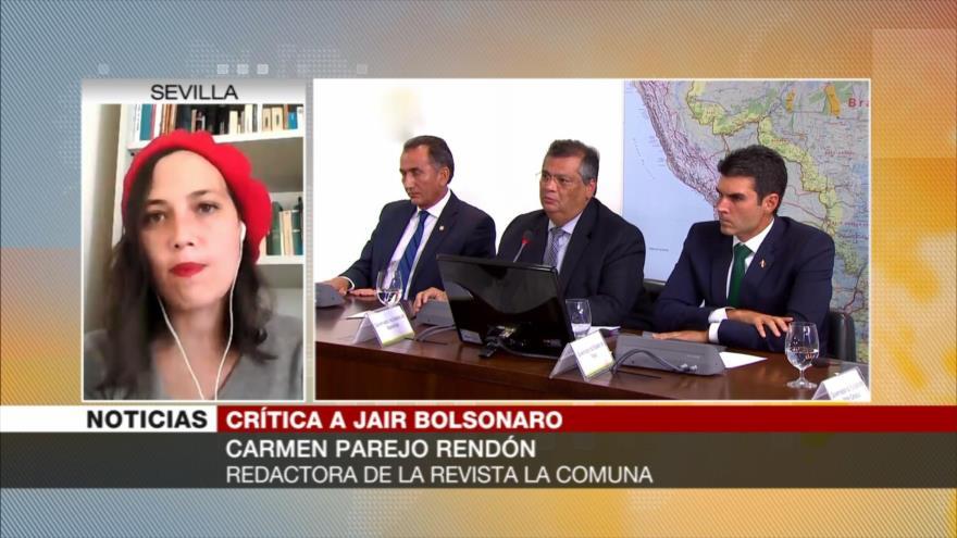 """""""Brasil y EEUU solo piensan en su máxima ganancia ante COVID-19"""""""