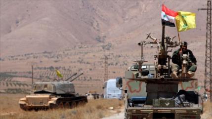 Israel amenaza con atacar las posiciones de Hezbolá en Siria