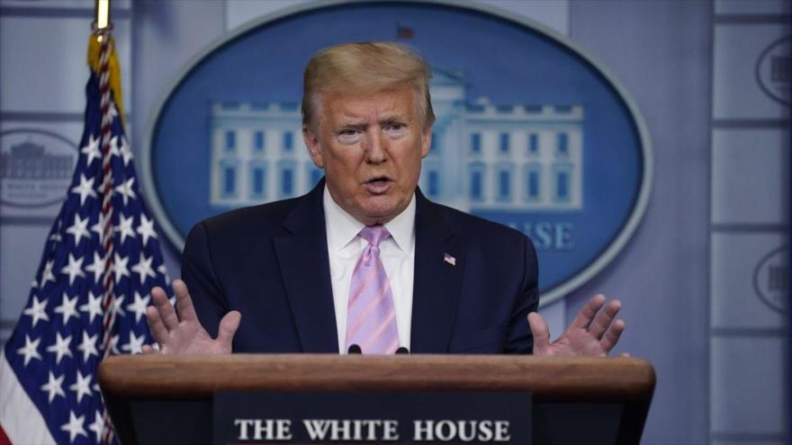 Trump amenaza con cortarle $ 500 millones a OMS | HISPANTV