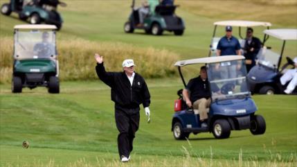 Republicanos critican que a Trump no le importa crisis de COVID-19