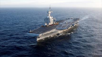 Navío de Francia deja misión por tripulación infectada con virus