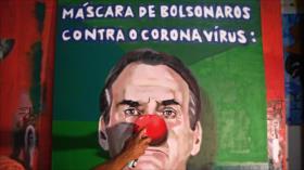 HRW reprocha a Bolsonaro por sabotear esfuerzos contra COVID-19