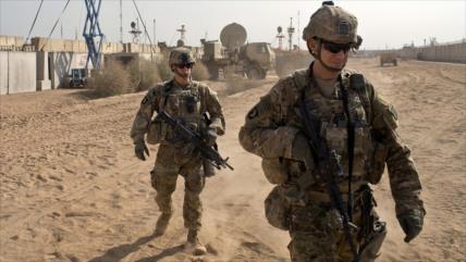EEUU mantiene fuerzas en Irak y pone en operación sistemas Patriot