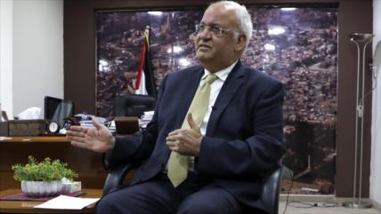 OLP: El expansionismo israelí será devastador para la región