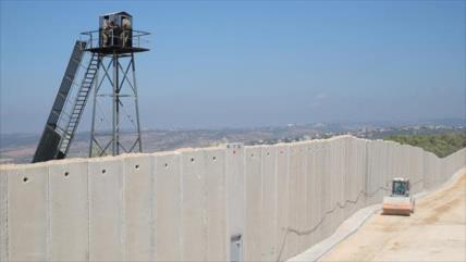 Israel instala varias cámaras espías en fronteras con El Líbano