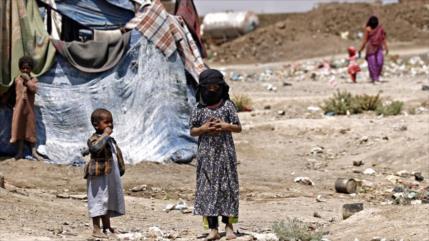 ONU advierte de la catástrofe humanitaria en Yemen