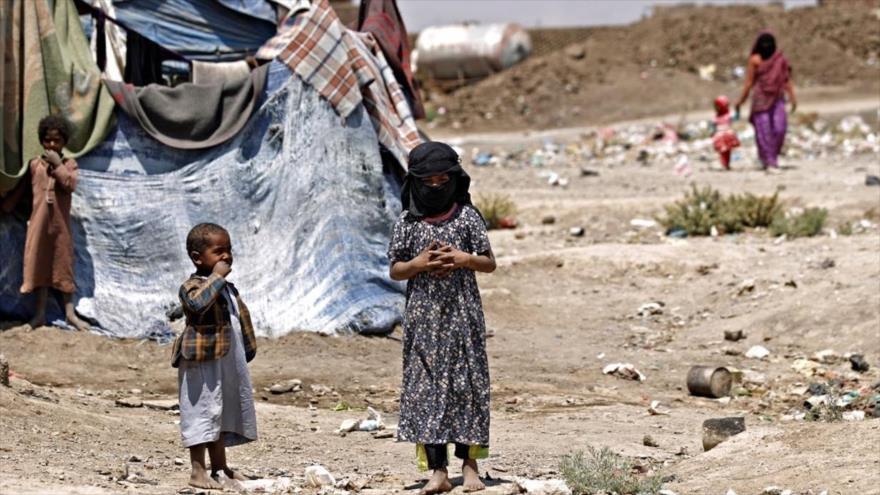 ONU advierte de la catástrofe humanitaria en Yemen | HISPANTV