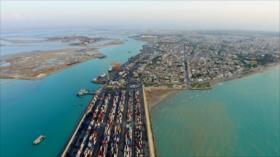 Irán: La palmera datilera en Bushehr; región de Abpakhsh