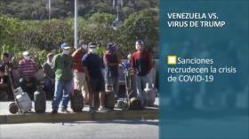 PoliMedios: Venezuela vs. virus de Trump