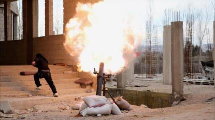 Siria captura a autores de ataques terroristas en Damasco