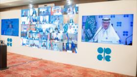 OPEP plus pacta bajar producción de crudo para fortalecer precios