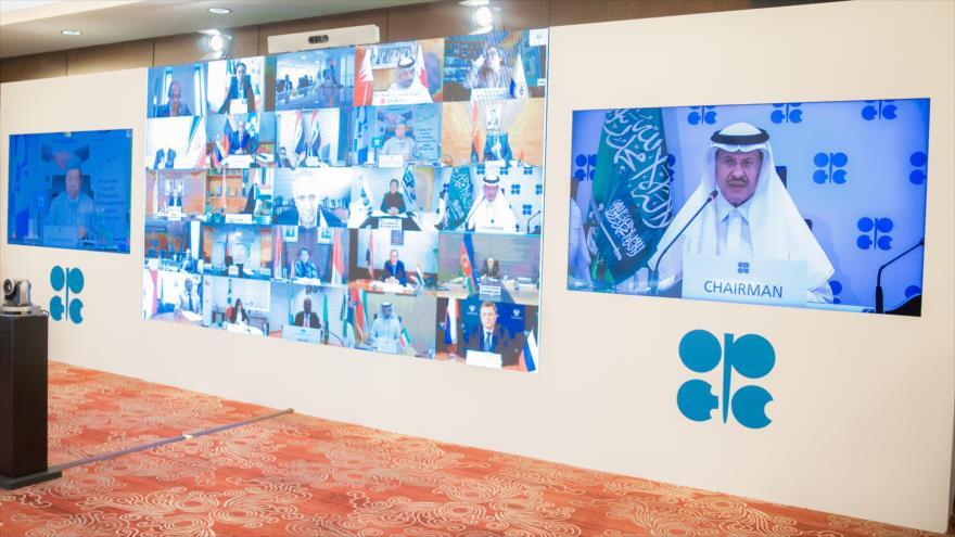 OPEP plus pacta bajar producción de crudo para fortalecer precios | HISPANTV