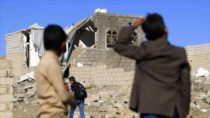 Agresión saudí a Yemen ha dejado más de 16 000 civiles muertos