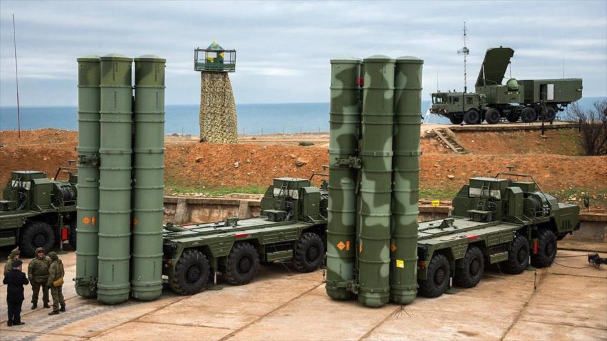 Informe: Los S-500 rusos son capaces de repeler ataques espaciales | HISPANTV