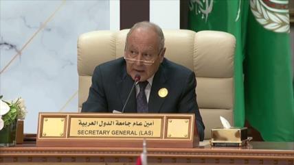 Liga Árabe: Israel aprovecha la pandemia para anexar Cisjordania