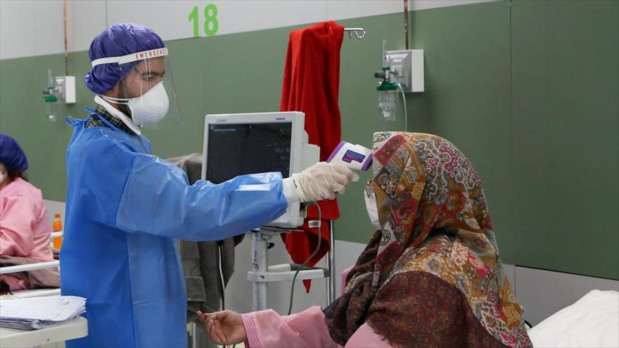 Irán: 46 000 pacientes con coronavirus se han recuperado