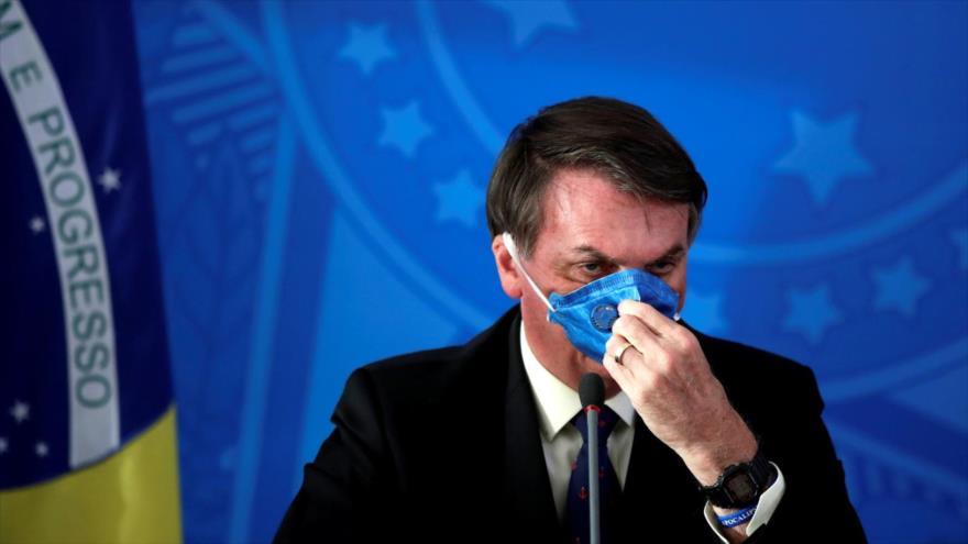 Estudio: Brasil tiene 12 veces más contagiados de lo reportado | HISPANTV