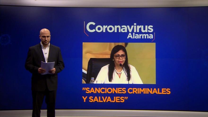 Coronavirus Alarma: Venezuela condena las sanciones de EEUU. Más del 80 % de los fallecidos en grandes ciudades de EEUU eran afroamericanos