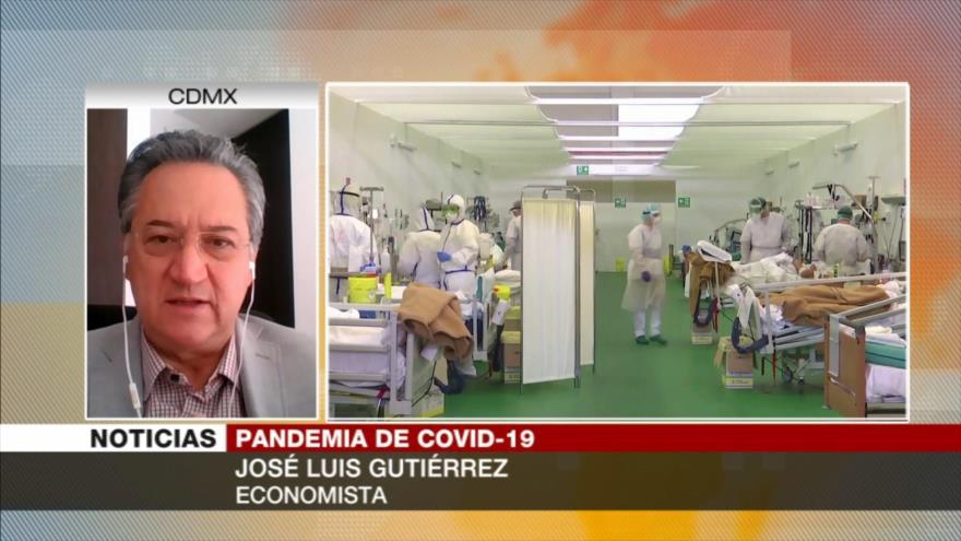 Gutiérrez: Coronavirus hundirá economía mundial ya colapsada   HISPANTV