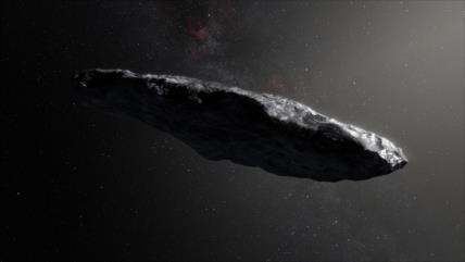 Estudio desvela el misterio de la roca interestelar Oumuamua