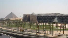 Coronavirus retrasa inauguración del Gran Museo de Guiza en Egipto