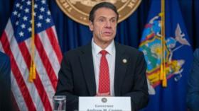 Gobernador de Nueva York desobedecerá a Trump si reabre el estado