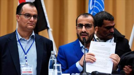 Yemen rechaza negociaciones con Riad mientras dure el asedio