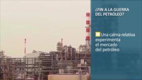 PoliMedios: ¿Fin a la guerra del petróleo?