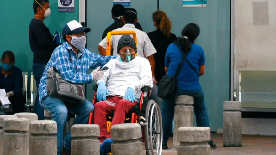 COVID-19 en Ecuador ha pasado a ser una situación de alarma | HISPANTV