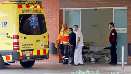 En Madrid admiten que hay un 10 % más de muertos por COVID-19