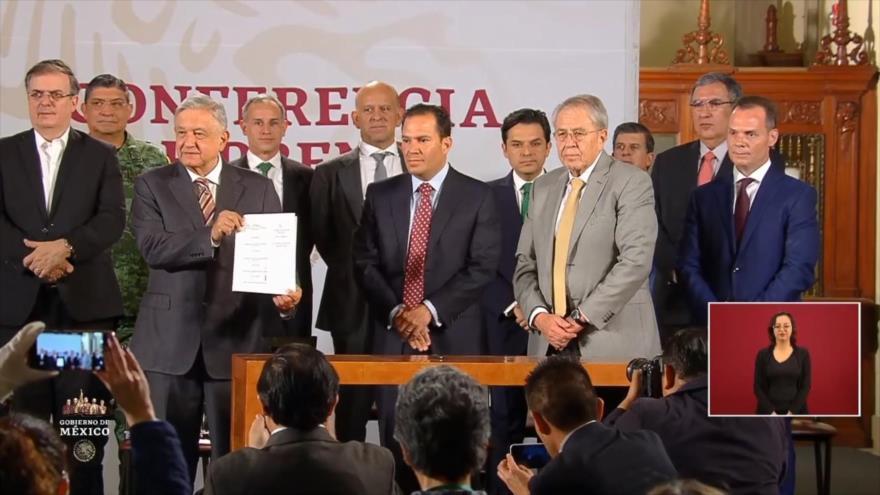 López Obrador presenta un nuevo plan ante COVID-19 en México