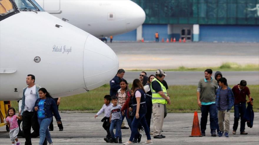 Reto para Latinoamérica: EEUU deporta a migrantes con COVID-19