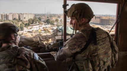 EEUU usa su embajada en Irak como un campo para prueba mislística