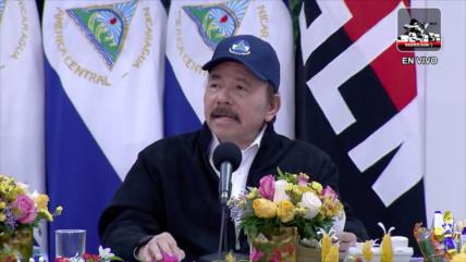 Ortega insta a usar fondos de bombas atómicas a lucha por COVID-19