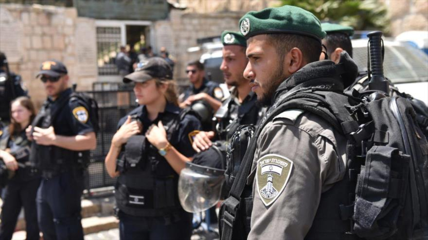 Policía israelí cierra clínica palestina de COVID-19 en Al-Quds | HISPANTV