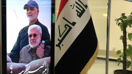 'Iraquíes insisten en salida de EEUU desde martirio de Soleimani'
