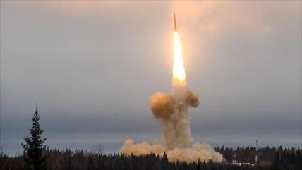EEUU alega que Rusia prueba misil antisatélite de ascenso directo