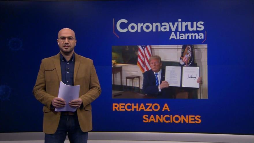 Coronavirus Alarma: ONU alza la voz contra EEUU y pide levantamiento de sanciones en medio de COVID-19. El mundo repudia que Washington congele los fondos a OMS