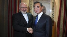 China, lista a reforzar cooperación con Irán frente al coronavirus