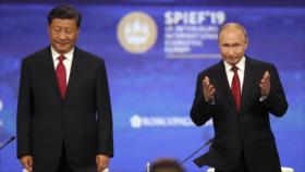 """Putin y Xi rechazan """"politización"""" del brote de COVID-19 por EEUU"""