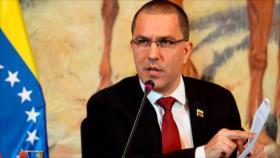 'EEUU persigue a funcionarios venezolanos para encubrir protestas'