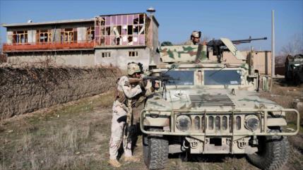 Ataque cerca de base de EEUU en Afganistán deja cinco muertos
