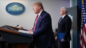 Recorte de fondos a OMS, una respuesta típica de Trump a críticas