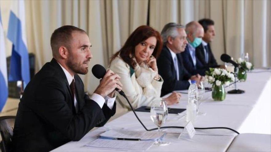 """Argentina asegura que """"no puede pagar nada"""" de su deuda hasta 2023"""