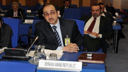 Siria acusa a OPAQ de servir como plataforma de intereses de EEUU