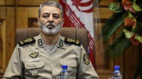 "Fuerzas Armadas de Irán son un ""muro de hierro"" ante enemigos"