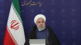 Rohani destaca característica popular del Ejército de Irán