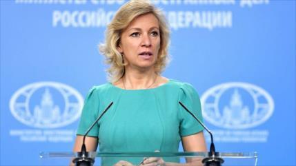 """Rusia rechaza """"ilegal"""" plan israelí para anexionarse Cisjordania"""